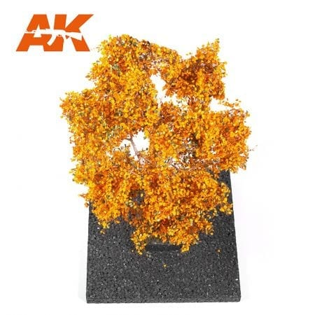 AK8195 WHITE POPLAR AUTUMN 1:35 / 54mm