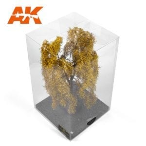 AK8197 WEEPING WILLOW AUTUMN 1:35 / 54mm