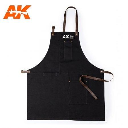 AK9200 black apron