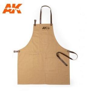 AK9201 brown apron