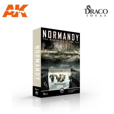 NORMANDY TABLETOP DRACO IDEAS AKINTERACTIVE WWII