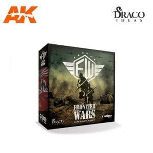 frontier wars akinteractive tabletop draco ideas wwii