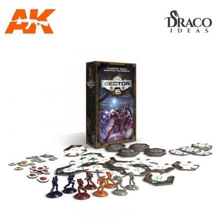 sector6 draco ideas tabletop games wargame akinteractive