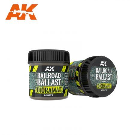 AK8072 railroad ballast