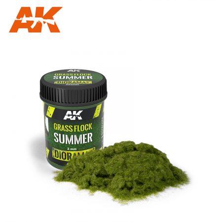 AK8220 summer grass flock