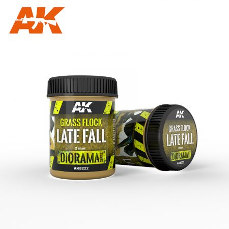 AK8222 grass flock late fall