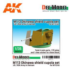 DEF DM35115